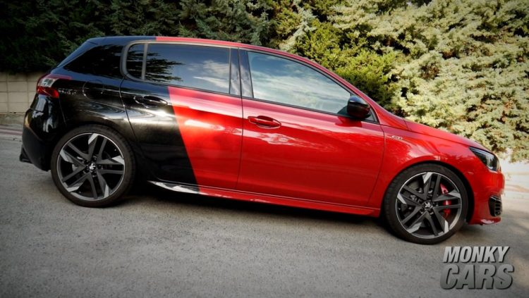 lateral-308 gti