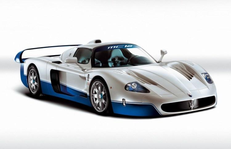 El MC12 comparte chasis, motor y transmisión con el Enzo
