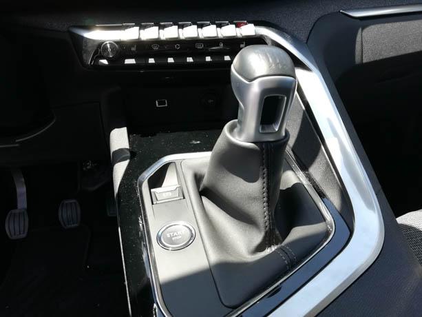 Los materiales utilizados en el interior del 3008 son muy sensibles a las temperaturas.