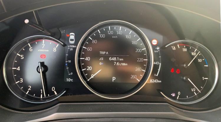 Mazda 6-5