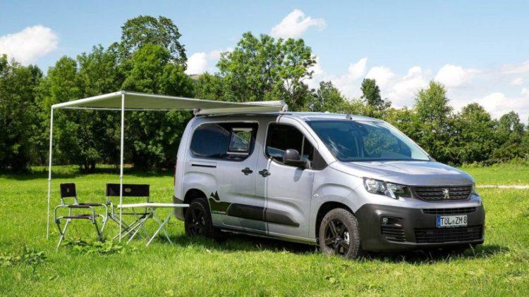 Peugeot Partner Camping