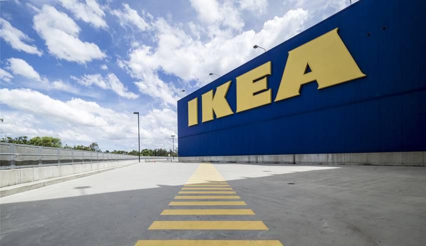 Projet Ikea Leroy Merlin à Saint Priest Vénissieux En 2019