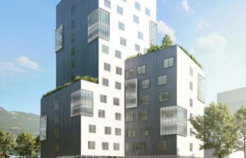 Investissement LMNP Grenoble Presquile Cambridge