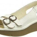 Fly London JOBE650FLY, Sandales femme – Blanc Cassé – Off White (OFFWHITE), 36