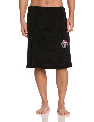 nebulus sauna kilt serviette homme noir mon maillot de bain. Black Bedroom Furniture Sets. Home Design Ideas