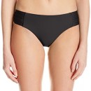 Seafolly Shimmer – Culotte – Uni – Femme – Noir (Black) – FR: 42 (Taille fabricant: 14)