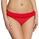 marie meili Short de bain Femme – Rouge – Cardinal Red – FR : 38 (Taille Fabricant : Size 10)