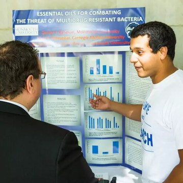 Monmouth University   Monmouth University Searching for Answers through Science and Research