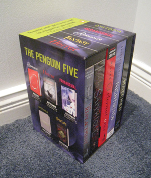 The Penguin Five - YA books from Penguin's Fall 2010 releases