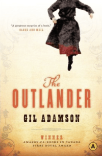 book review for The Outlander by Gil Adamson