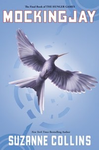 Mockingjay by Suzanne Collins — book three of the Hunger Games trilogy