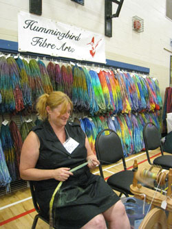 Hummingbird Fibre Arts