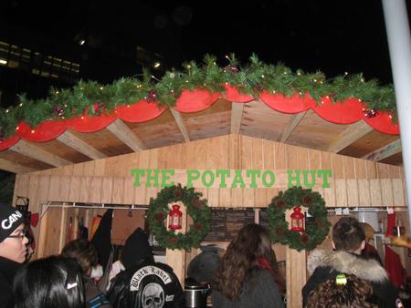 The Potato Hut!
