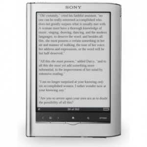 Sony eReader (PRS-650 Touch Edition)