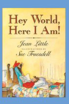 Hey World, Here I Am! by Jean Little