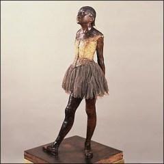 Degas' Little Dancer, Aged 14