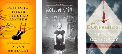 Spring 2014 - Books (part 1)