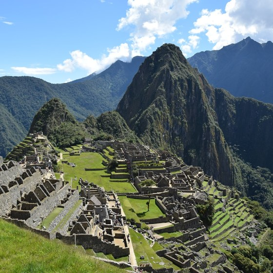 Machu Picchu, le graal !