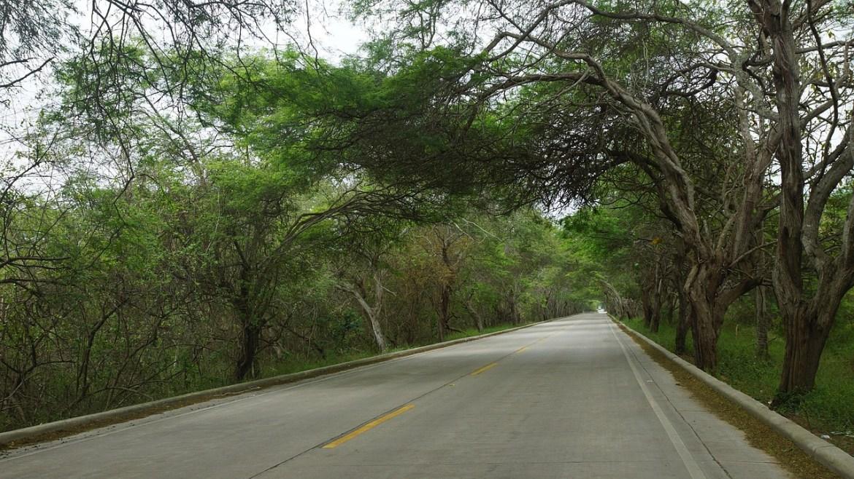 route équateur