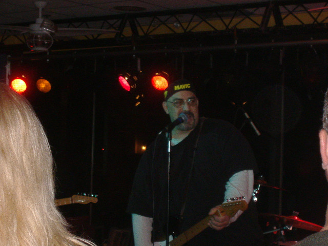 Vocalist Pat DiNizio has put on a couple pounds since I saw him last, but haven't we all? He still can sing though.