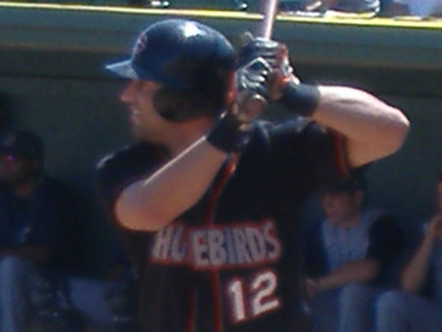 This Shorebird has the hottest bat in the South Atlantic League.