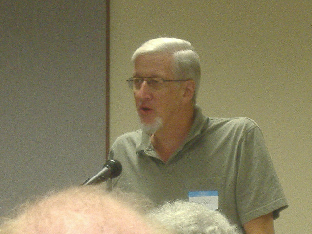 Mike Pretl goes through the proposed WNC charter.