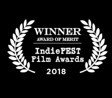 MONOCHROME: THE CHROMISM Trailer Wins Award in IndieFEST Film Awards
