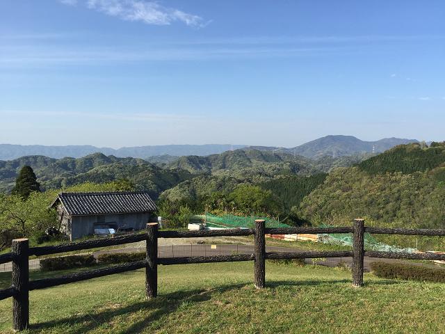展望台からの景色 2