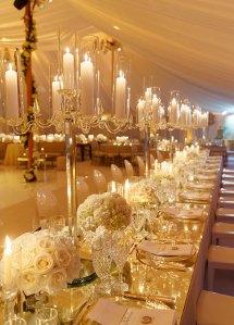Colin Cowie Hamptons wedding