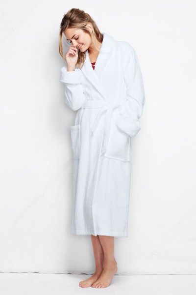 Lands End Robe