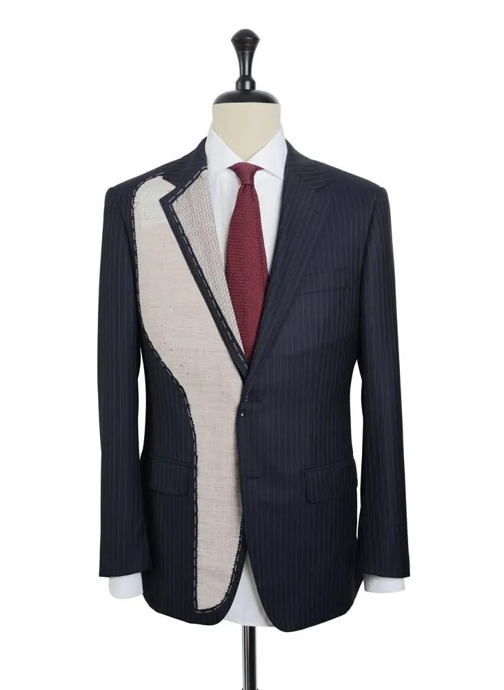 Anatomy Of A Suit Jacket