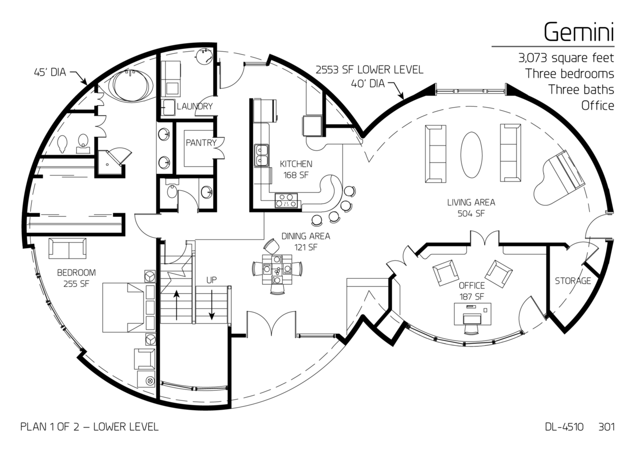 Floor Plan Dl