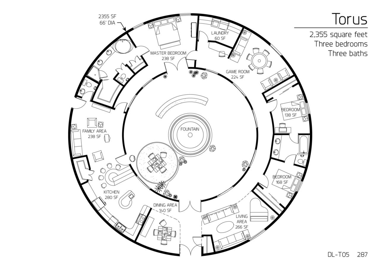 Floor Plan Dl T05