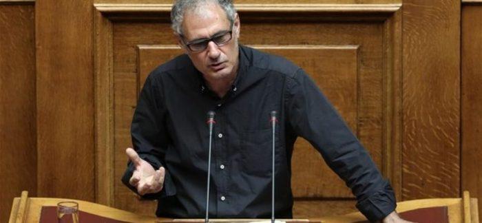 Εκτός ψηφοδελτίων του ΣΥΡΙΖΑ ο Δημήτρης Σεβαστάκης | mononews