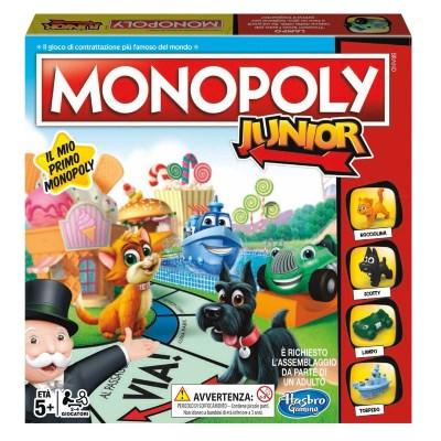 Monopoly Junior Dove Acquistarlo Prezzo Istruzioni E