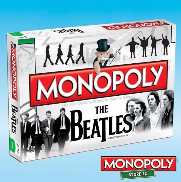 Monopoly Beatles