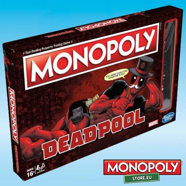 Monopoly Marvel Deadpool