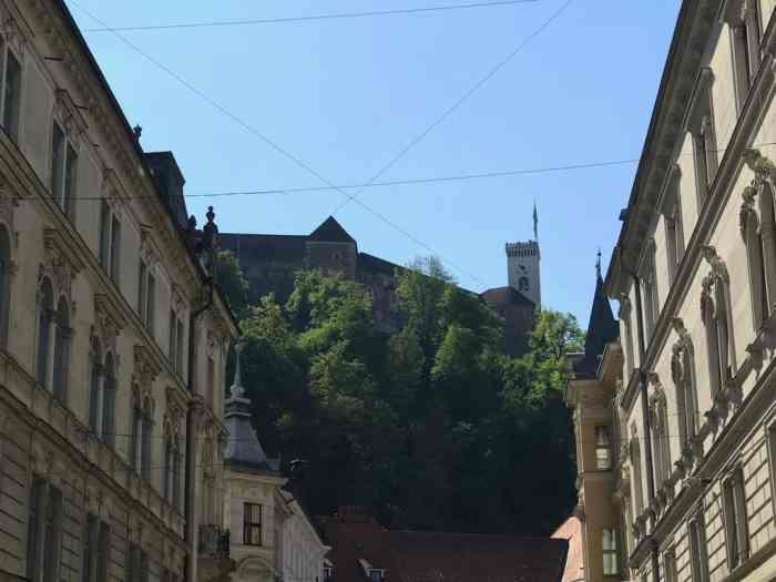 Laibach Burg