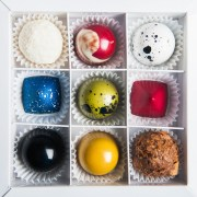 Box of 9 Chocolates