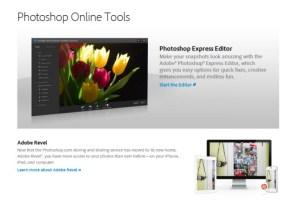 Photoshop Express Editor