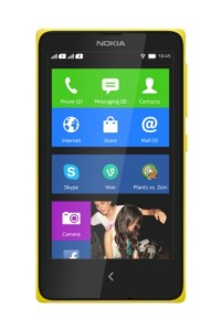 nokia-x-front-yellow-home