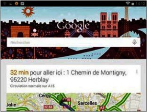 décupler la pertinence de google now