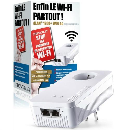 Pensez aussi à l'encombrement, les modules intégrant CPL et Wi-Fi occupent toujours plus de place qu'un simple module avec une seule prise Ethernet