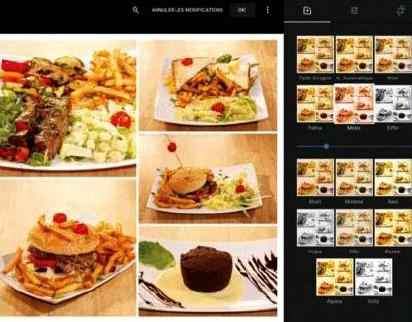 Un montage est une nouvelle image créée en assemblant plusieurs photos