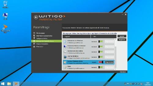 Witigo_Parental Filter_pour_Windows