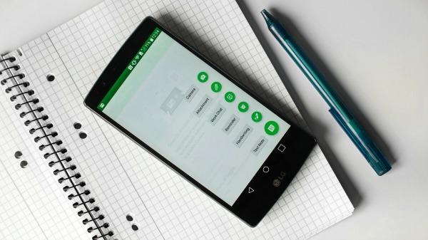 Evernote-smartphone