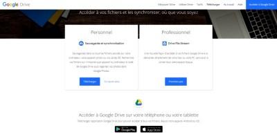 Le nouveau Google Drive