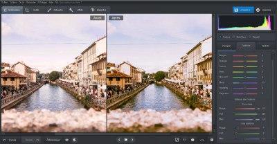 Ajustez la balance des couleurs avec Photoworks