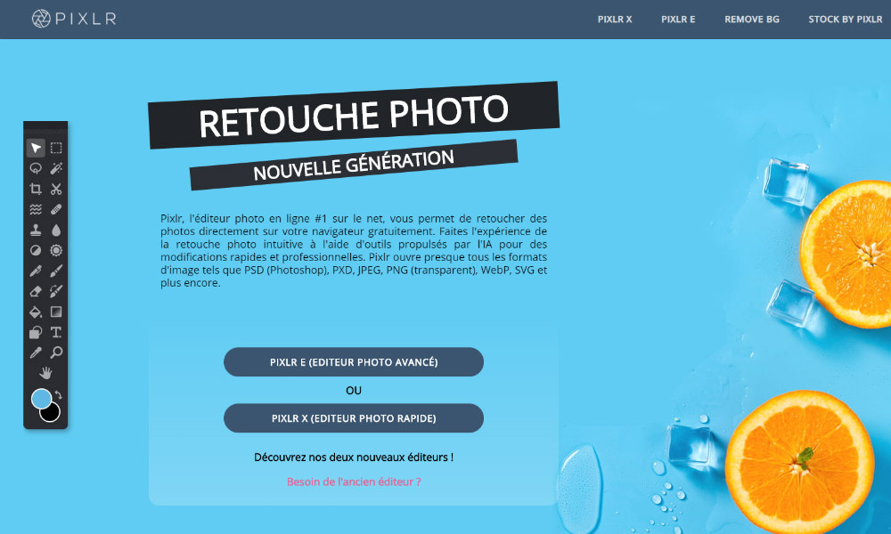 Des Editeurs Photo Percent Sur Le Web