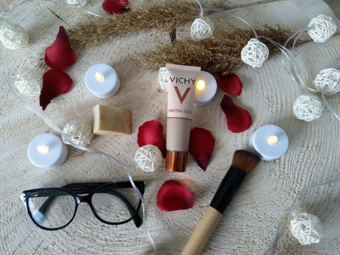 Vichy fond de teint - Astuces maquillage